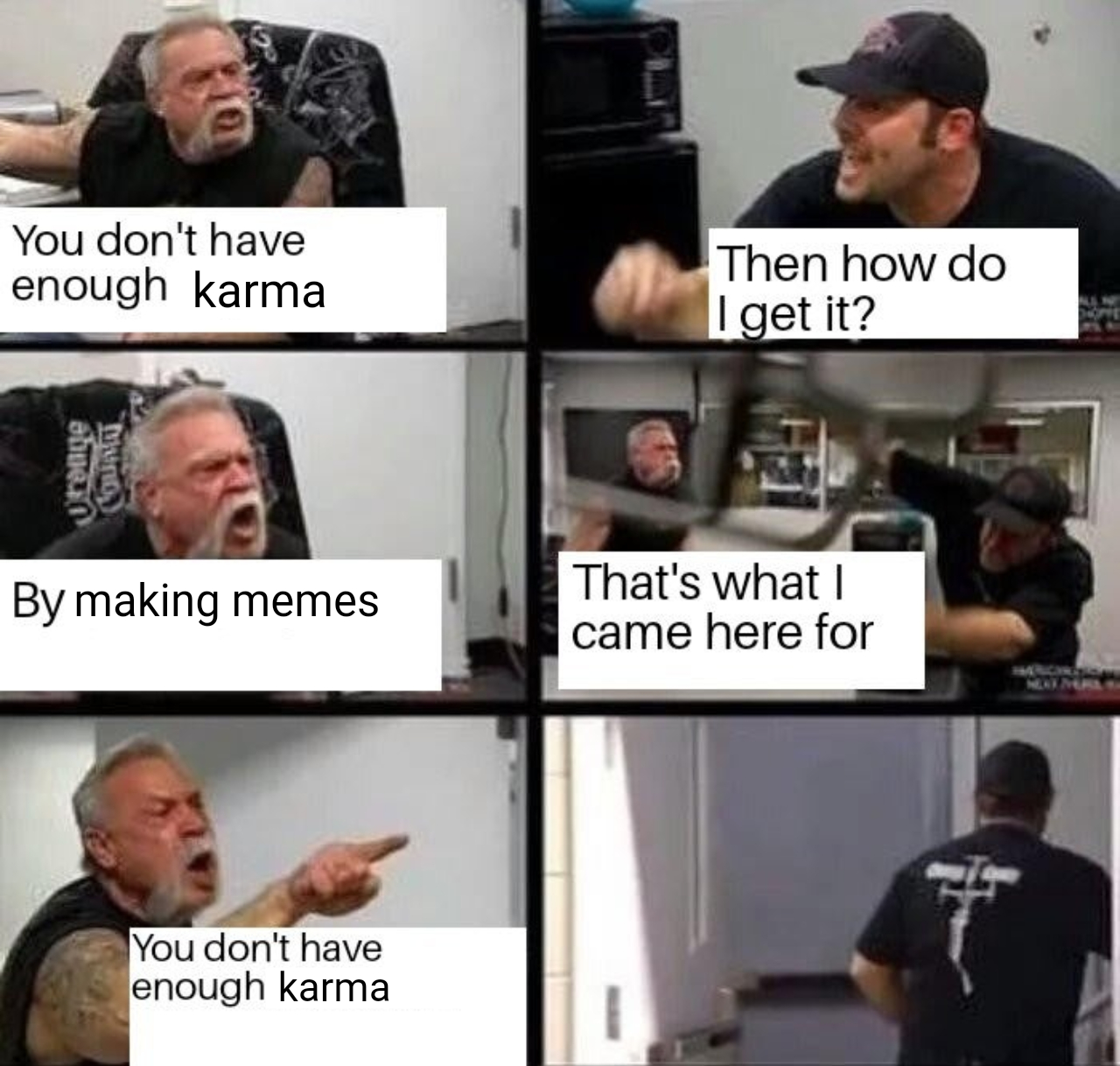 New users be like
