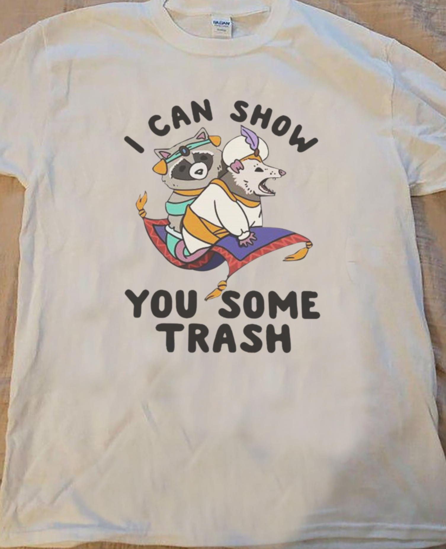 The perfect tshirt doesn't exis-