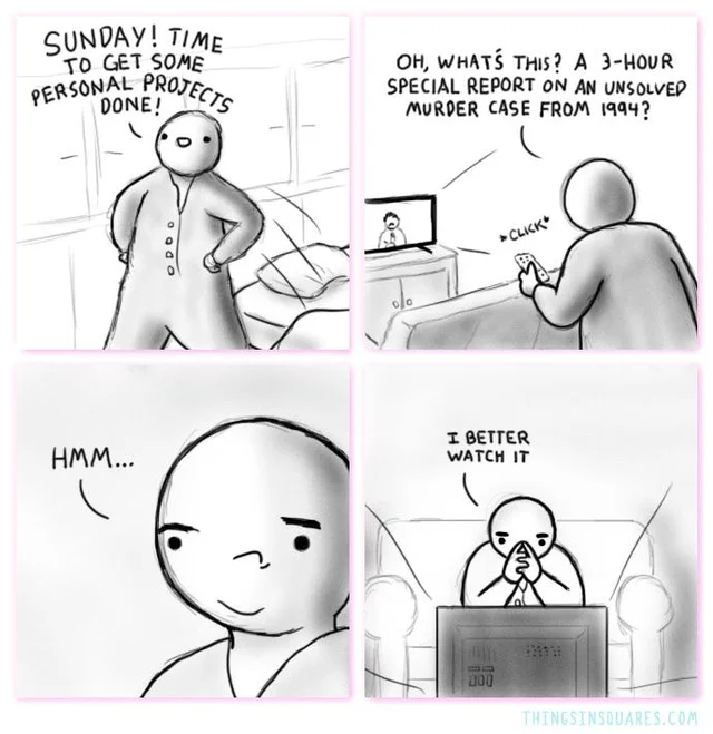 How does almost every webcomic have the exact same joke?