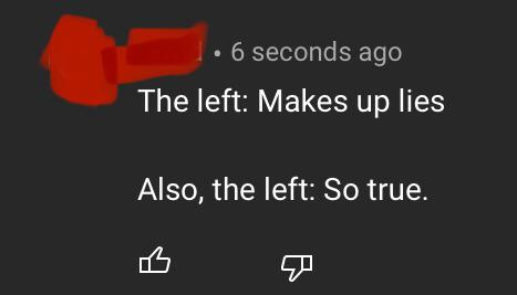 Libs owned 😎